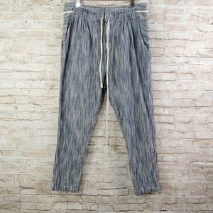 FREE PEOPLE LIGHT AT SUNRISE PANTS SZ 10